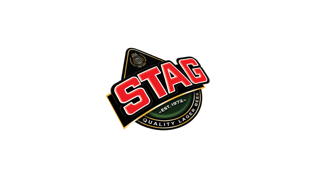 stag beer � ross